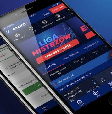 Wersja mobilna Etoto. Jak obstawiać przez telefon?