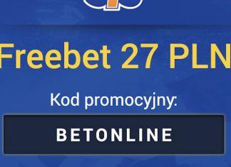 STS rejestracja w internecie. Bonus bez depozytu 27 PLN!