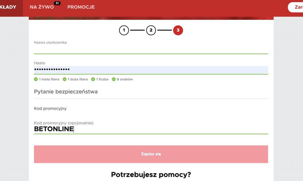 Bukmacher BetClic daje 1000 PLN nowym graczom!