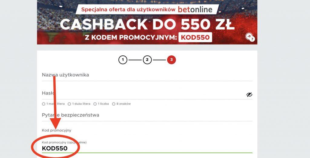 Bukmacher BetClic daje 550 PLN nowym graczom!