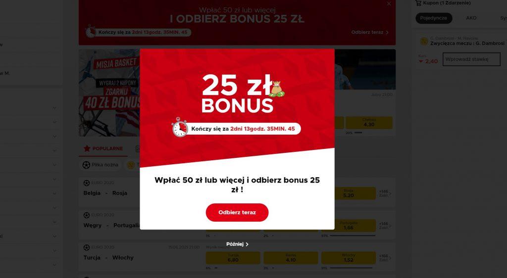 Betclic rozdaje bonusy nie tylko nowym graczom